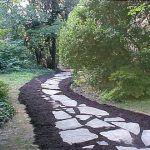 flagstone-walkway
